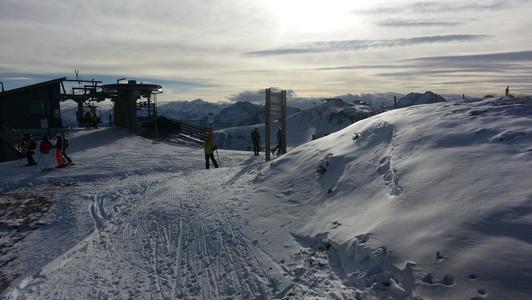 Skiwochenende Kirchberg 2014